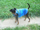 WATERPROOF Male DOG DIAPER SHIRT with PUL and ZORB pad--THIS SHIRT STAYS ON!!!