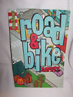 McDonald's Fun Times coloring book Magazine 2013 Vol. 13  ROAD & BIKE (#5167)