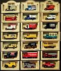 Lledo Diecast model car / van / bus / truck Days Gone By