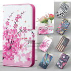 For Samsung Galaxy Note 2 II N7100 Wallet Leather Magnetic Flip Hard Case Cover