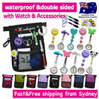 "Nurse Pouch+Chrome Watch ""extra pocket"" Quick Pick Pocket+Waist Belt+Keyring Pen"