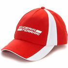 NEW OFFICIAL PUMA FERRARI SF HAT TEAM F1 FORMULA ONE MOTORSPORT RED MENS CAP
