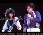 Jimmy Page Photo Paul Rodgers Arms 1983 11x14 Concert Photo by Marty Temme 1A