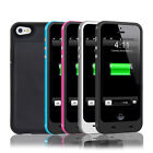 2300mah Power Bank Portable External Battery Case Cover for Apple iPhone 5 5S NW