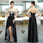 Ever Pretty Plus Size Sexy Woman Party Prom Formal Evening  Wedding Dress 09946