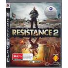 PLAYSTATION 3 RESISTANCE 2 PS3 PAL AUSTRALIAN ISSUE [LN]