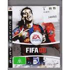 PLAYSTATION 3 FIFA 08 PS3 PAL PRICE STICKER ON INSERT [ULN]  YOUR GAMES PAL