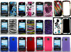 LG Optimus 2 AS680 / Optimus Net L45c Phone DESIGN/COLOR Case + SCREEN PROTECTOR