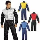 SPARCO FASHION NOMEX RACING SUIT FIRESUIT BLUE/BLUE & BLUE/YELLOW SZ 48 - 56