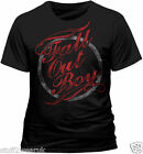Fall Out Boy Typography T Shirt  OFFICIAL All Sizes NEW