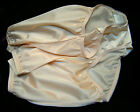 WOW~VANITY FAIR NUDE 15712/15812 PERFECTLY YOURS NYLON BRIEFS PANTIES~8/XL~NEW