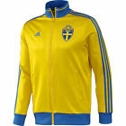 Adidas SWEDEN National Football Track Top Soccer Jacket SVERiGE retro vintage
