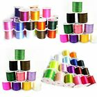 4-20Roll Colors Crystal Elastic Beading Wire Thread DIY CRAFT Jewelry Make Cords