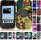 For Huawei Inspira H867G Prism 2 II U8686 Glory Hard Snap on Design Cover Case