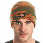 Dickies Beanie Hats Tiger Camo Cuff Knit Cap Double Layer OSFM
