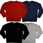Polo Ralph Lauren Boys Fleece Sweatshirt Kids Pony Logo Nwt 8 10-12 14-16 18-20