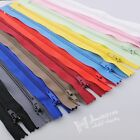 44/132x Upick Nylon Coil Zippers Tailor Sewing Tools Craft 9 Inch 11Colors JHC09