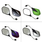 1 Pair E-MARKED Road Legal Universal Motorbike Motorcycle Mirrors 10mm Thread