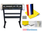 "31"" Vinyl Cutter Machine w Software Vinly Sign Plotter Great Starter Bundle Kit"