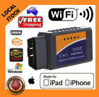 ELM327 OBDII OBD2 WiFi Car Diagnostic Wireless Scanner Tool iOS iPhone iPad iPod