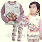 "[Korea]NWT VaenaitBaby Toddler Kids Girl's Clothes Sleepwear Pajama Set""Elysian"""