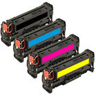 4 Replaces For HP 131X 131A Toner Cartridges