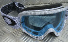 GOGGLE-SHOP REPLACEMENT TINTED MOTOCROSS LENS to fit OAKLEY O FRAME MX goggle