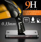 Tempered Glass Screen Protector for Samsung S4 S3 Note 3 2 iPhone 4S 5S iPad etc