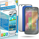 Lot For Motorola Moto G Mirror Screen Protector LCD Phone Cover