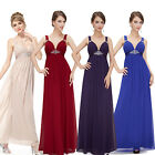 New Sexy Long Maxi Party Formal Party Dress Evening Bridesmaid Ball Gowns 08083