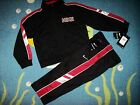 Nike Outfit Running Jogging Boys Size Select 2T 3T 4Toddler Black Red White NWT