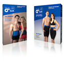 Blue Belt® Set für Body Wrapping ANTI CELLULITE Hautstraffung Dehnungsstreifen