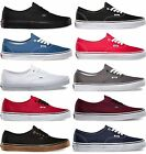 Vans Authentic All 15 Colors All Sizes Canvas Mens/Boys/Women/Girl Shoes
