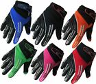 MOTOCROSS Adult GLOVES by Qtech for Trials Enduro BMX Off Road BIKE Motorcross