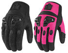 Icon Womens Justice Mesh Gloves