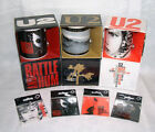 U2 - OFFICIAL MERCHANDISE - COFFEE MUGS & FRIDGE MAGNETS – NEW