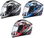 Xpeed XF708 Eclipse Full Face Helmet
