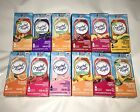 20 Crystal Light on the Go Drink Mix Packets many flavor to choose from
