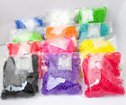 3000PCS/1500PCS Loom Kit Bands Rubber Each Pack 300PCS+12 Clips Free 4Charms