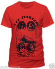 Led Zeppelin Big Blimp T Shirt Official Red S M L XL Page Plant Bonham 024