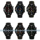 Men RACER Aviator Military Pilot Army Style Silicone For Watches GT Sport WATCH