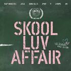 BTS-[SKOOL LUV AFFAIR] 2nd Mini Album CD+Photo Card+115p Booklet+1p Gift Card