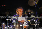 GINGER BAKER PHOTO CREAM Concert Photo by Marty Temme 1B Ludwig Drums
