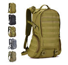 Camping bags Waterproof Backpack Military Gym School Trekking Ripstop Tactical