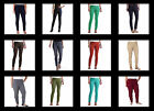 **Faded Glory Jeggings Dark or Medium wash denim black red dune olive brown