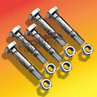 10 MTD Snowblower Shear Pin with Nuts 710-0890, 910-0890, 7100890 & 9100890
