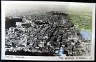 GREECE ~1940's ATHENS ~ Vue generale d'Athenes ~Aerial View ~ Real Photo PC RPPC