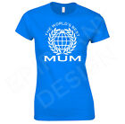 The World's Best Mum T-Shirt Mother Mothers Day T-Shirt Various Colours & Sizes