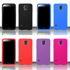 LOTS OF 3 items Phone Cover SOFT SILICONE SKIN Case FOR Samsung Galaxy S5