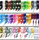 "Fat Shoelaces Thick Flat 3/4"" Wide Shoelaces Solid Color for All Shoe Types"